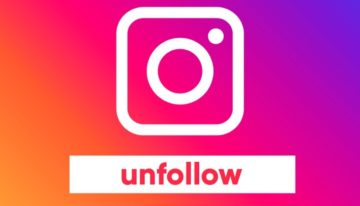 how to unfollow everyone on instagram at once android