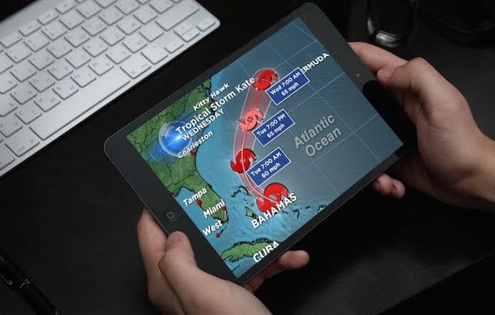 Best Hurricane Tracker Apps