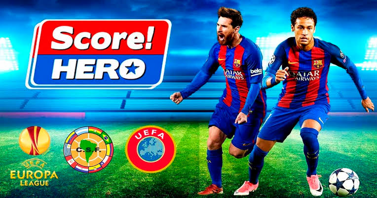 Score Hero Mod Apk for Android