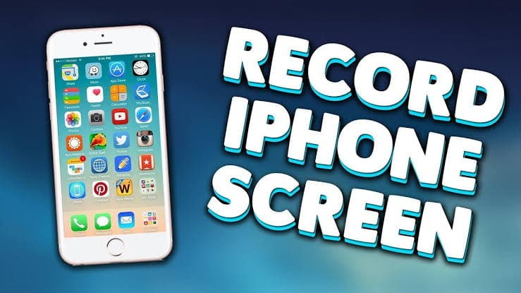 How to Record Screen on iPhone iPad