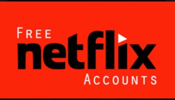 How To Get Free Netflix Premium Accounts