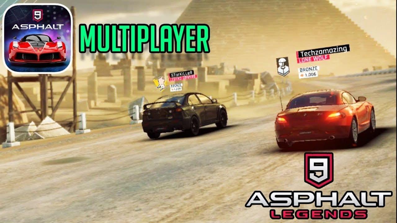 Asphalt 9 for PC