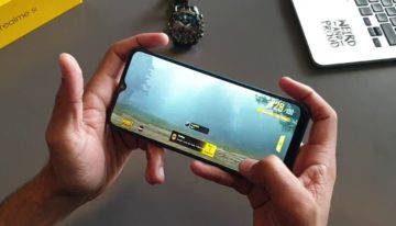 Real Me 5S Gaming Smartphone